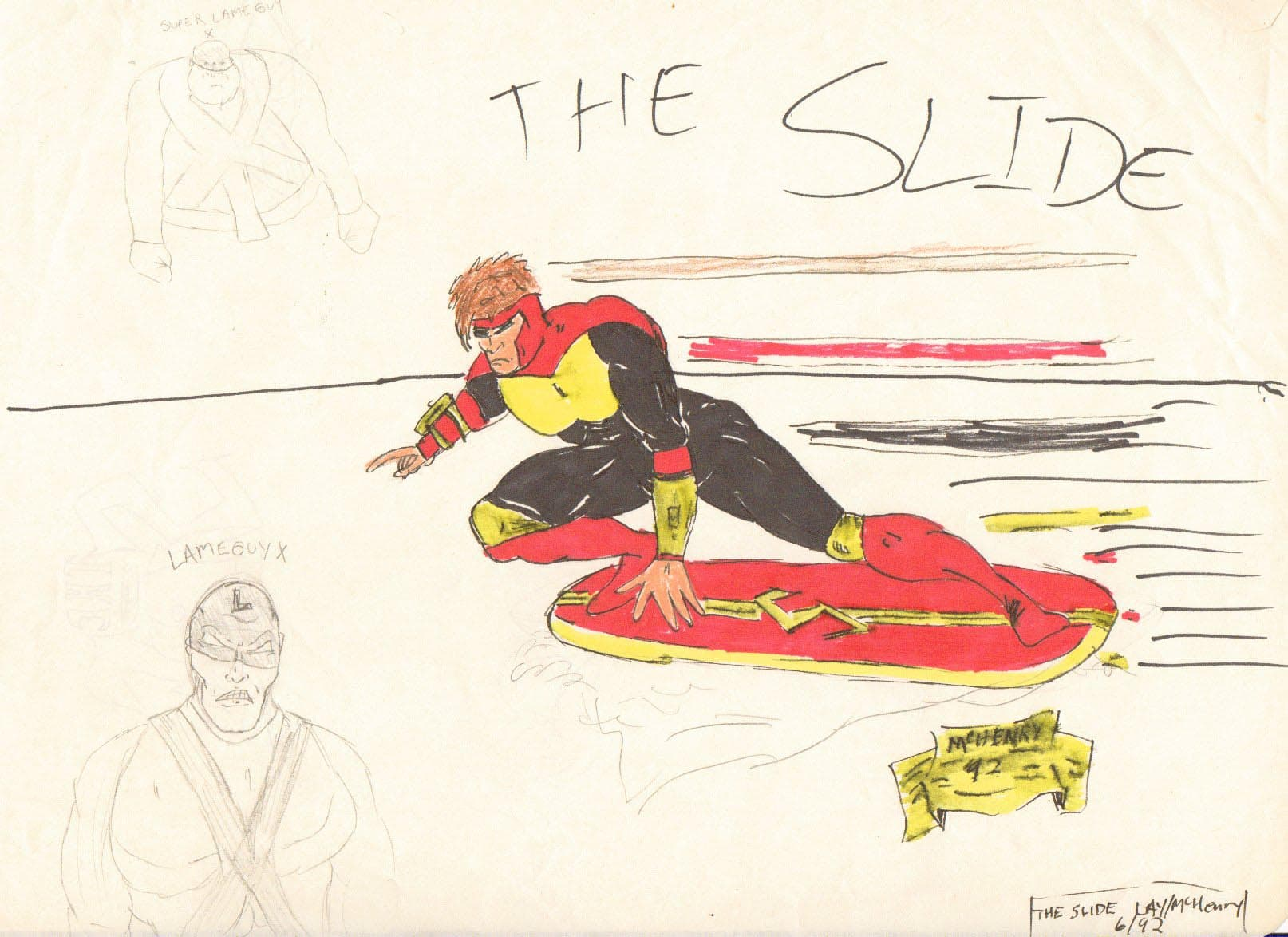 The Slide (Lay/McHenry)